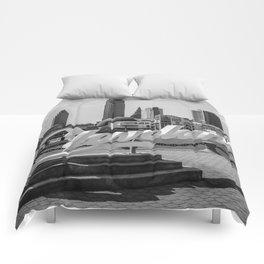 Cleveland, Ohio Comforters