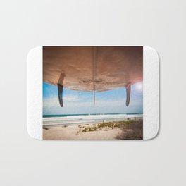 Let's Go Surfing Bath Mat