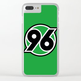 HANOVER 96 Clear iPhone Case