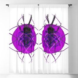 Insect, beetle Blackout Curtain