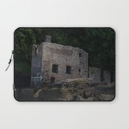 Elberry Cove Bath House Laptop Sleeve