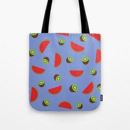 Kiwi Watermelon Tote Bag