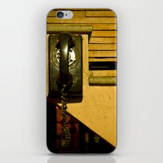 Rotary Ring iPhone & iPod Skin
