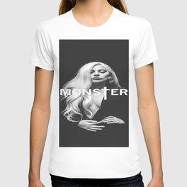 Lady Gaga's Portrait Monster T-shirt