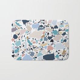 Pastel Terrazzo Bath Mat