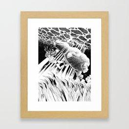 Hippotized Framed Art Print
