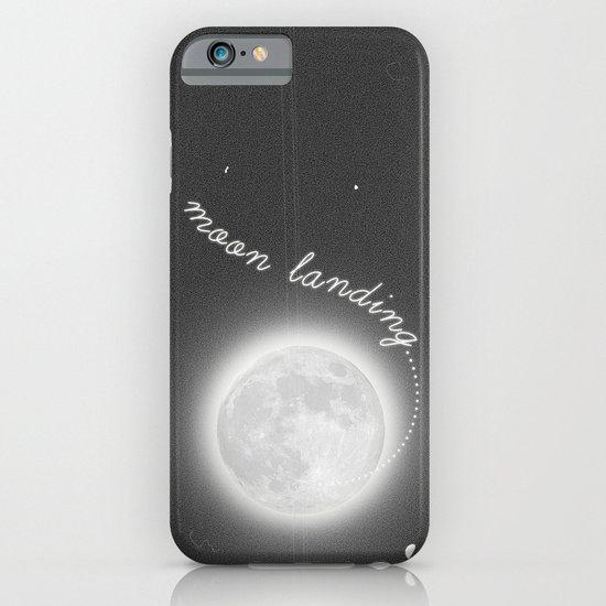 Moon Landing! iPhone & iPod Case