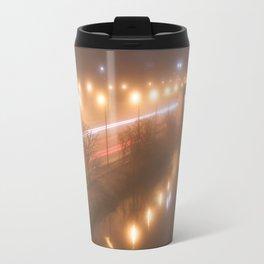 Winter Fog #4 Travel Mug