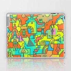 Structura 10 Laptop & iPad Skin
