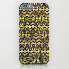 Faded Gold Pattern iPhone 6s Slim Case