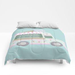 Ice Cream Truck Comforters