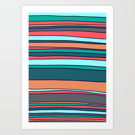 Halcyon Days Art Print