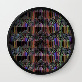 parallel interference Wall Clock