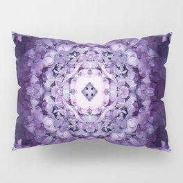 Encased in Purple.... Pillow Sham