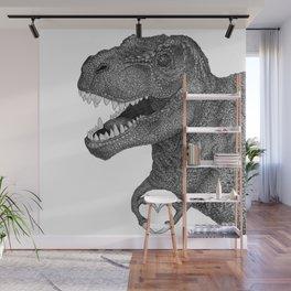 Dino Love Wall Mural