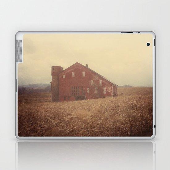 Autumn Farm Laptop & iPad Skin
