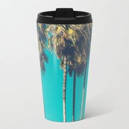 A Few Turquoise Palms Travel Mug
