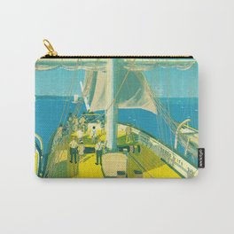 Kazusa Beach Carry-All Pouch