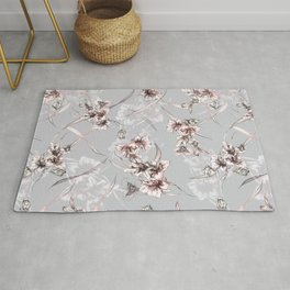Crystalized Florals Rug
