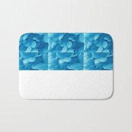 Aqua Viburnum Bath Mat