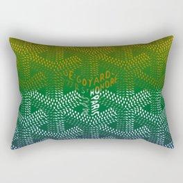 Snake Nebula Rectangular Pillow