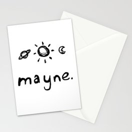 Space Bound Stationery Cards