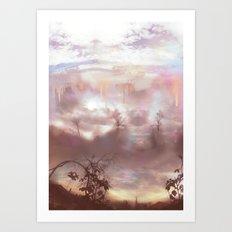 Transitions Art Print