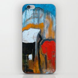 A Putty Mess Emerges iPhone Skin