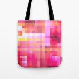 Pixel 1 Tote Bag
