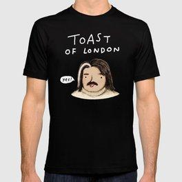 Toast of London T-shirt