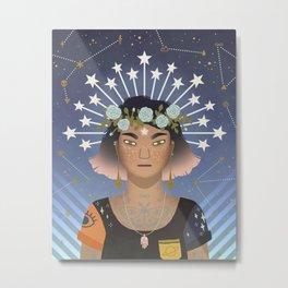 The Stars Metal Print