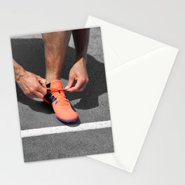 Get up and Run Stationery Cards