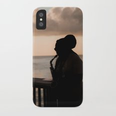 The Player Slim Case iPhone X