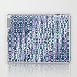 """Cos(a × (n × j^2 + k × i^2)) × 0.7 [""""70s Pattern""""] - [PIXEL ZOOM] Laptop & iPad Skin"""