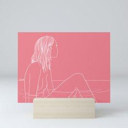 Two Places (pt 1) Mini Art Print