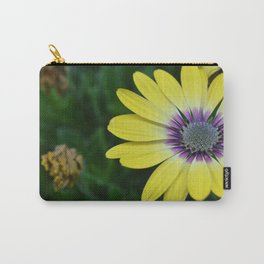 Flower Up Close Carry-All Pouch