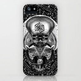 GRIMOIRE II iPhone Case