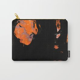 An Uncharted Journey No.1a by Kathy Morton Stanion Carry-All Pouch