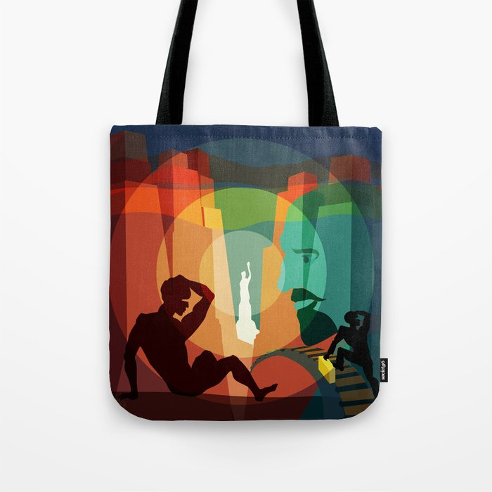 DuBois Tote Bag