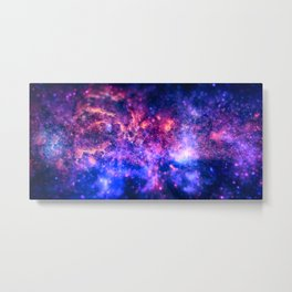 The center of the Universe (The Galactic Center Region ) Metal Print