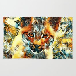 AnimalArt_Cougar_20170601_by_JAMColorsSpecial Rug