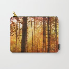 Forest Glow Carry-All Pouch