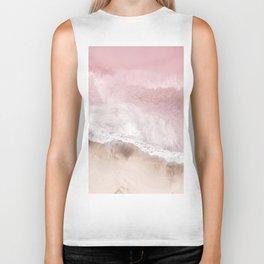 Pink Sea Biker Tank