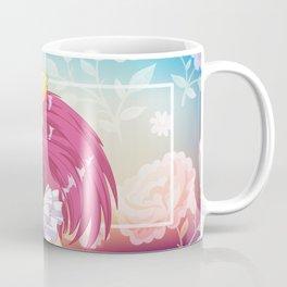 Wedding Peach Coffee Mug