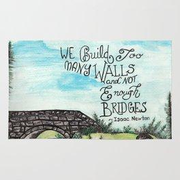 Building Bridges Rug
