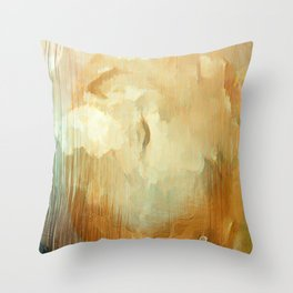 Somewhere Out There Throw Pillow