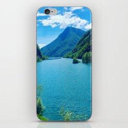 Dolomite Glacial Lake iPhone Skin