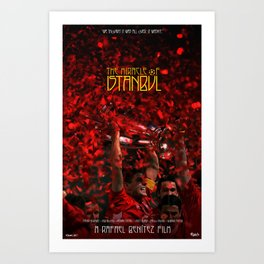 The Miracle of Istanbul Art Print