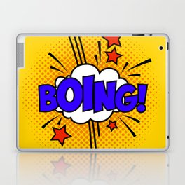 Boing ! Laptop & iPad Skin
