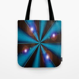 Galaxy bound once again.... Tote Bag